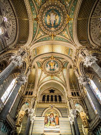 Basilica Notre-Dame de Fourviere