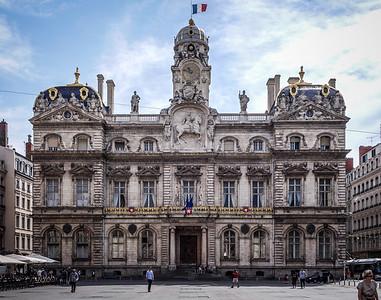 Hotel de Ville of Lyon