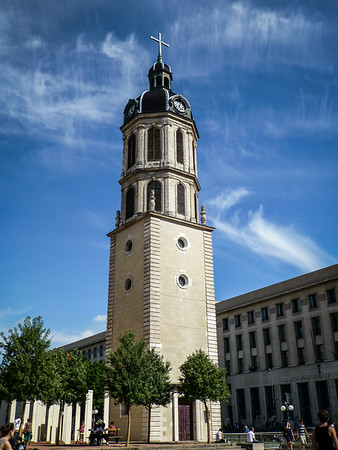 Bell Tower of Charity