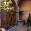 Door & Fountain