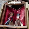 Lyon's famous puppet Guignol