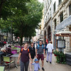 Exploring the streets of Lyon