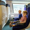On the train to Lyon