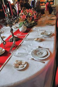Château de Brissac - Salle à manger