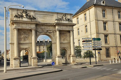 Nancy - Porte Sainte-Catherine