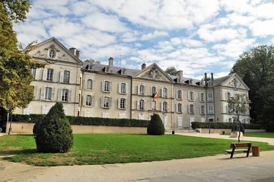 Nancy - Rue des Cordeliers - Palais du Gouvernement