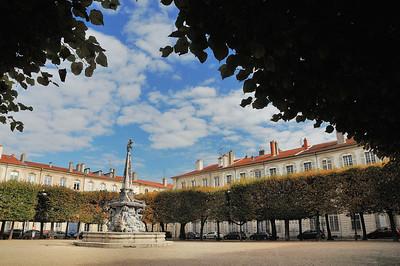 Nancy - Place de l'Alliance