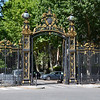 Ruysdaël Gate at Parc Monceau