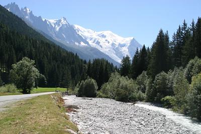 Mont Blanc, August 2012