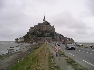 Mont St Michelle