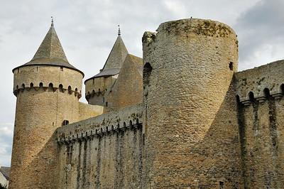 Château de Suscinio (Kastell Susinioù)
