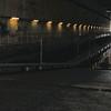 Lorient (An Oriant) - Base sous-marine - Bâtiment Keroman 3 - Intérieur d'une alvéole