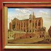 Metz - Musée de la Cour d'Or - Vue de la cathédrale de Metz (Jean-Dominique-Charles Gavard - 1826)