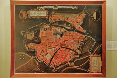 Metz - Musée de la Cour d'Or - La ville de Metz au XVIIe siècle