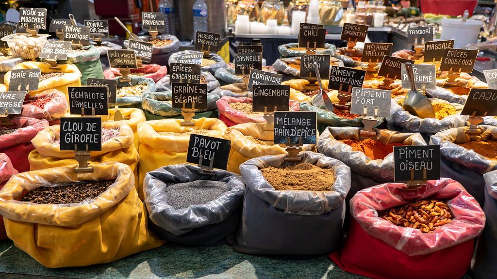 Les Halles de Narbonne - Narbonne Market - Narbonne, South of France