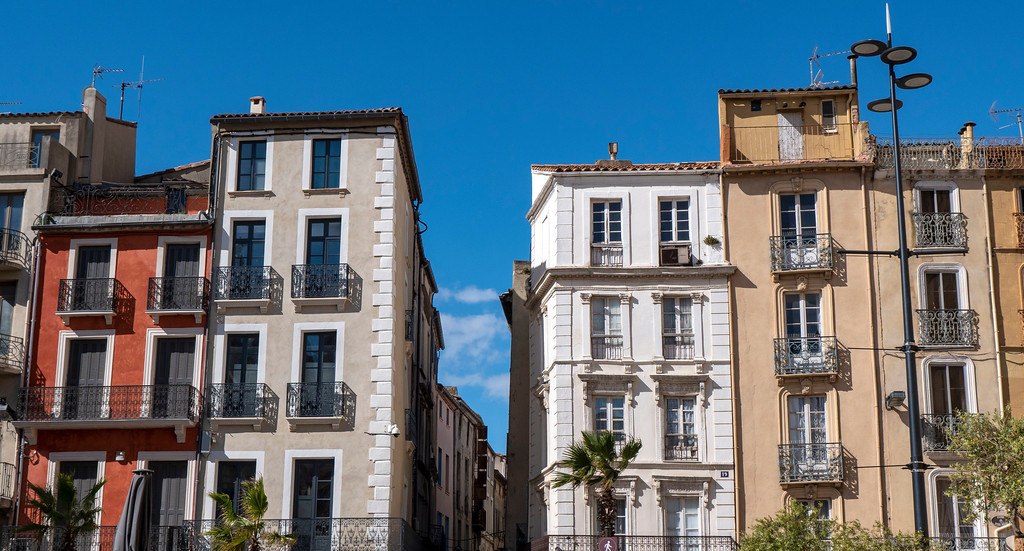 Picture perfect town in the South of France: Narbonne