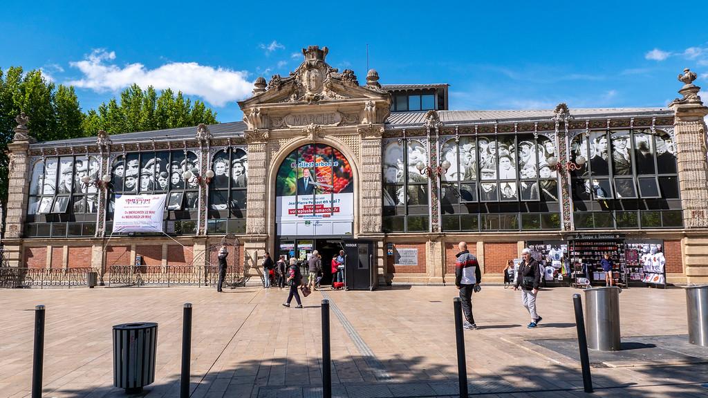 Les Halles de Narbonne - Narbonne Market