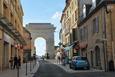 Nevers - Porte de Paris