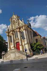 Nevers - Rue Saint-Martin - Chapelle Sainte-Marie