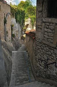 Nevers - Rue de la Fontaine