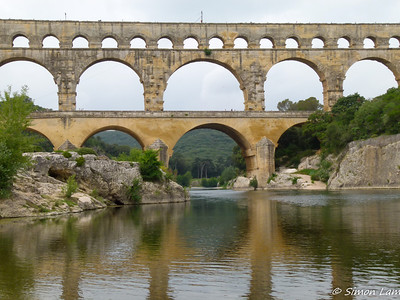 Nimes, Provence, France
