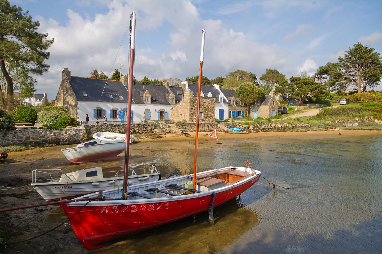 Le Vieux Passage, Brittany
