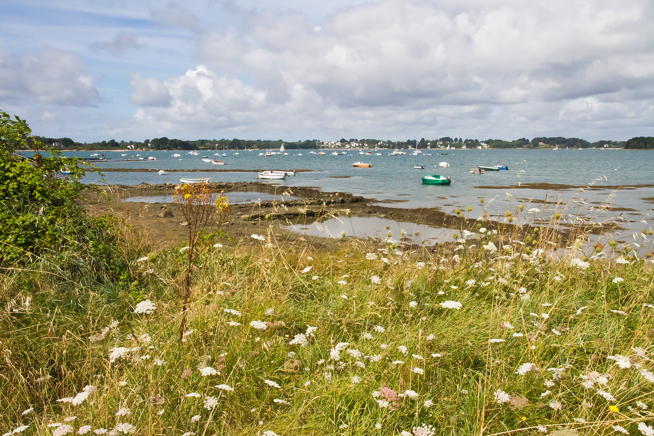 Ile d'Arz, Gulf of Morbihan, Britany