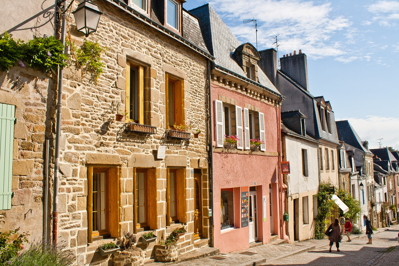 Auray, Morbihan, Brittany