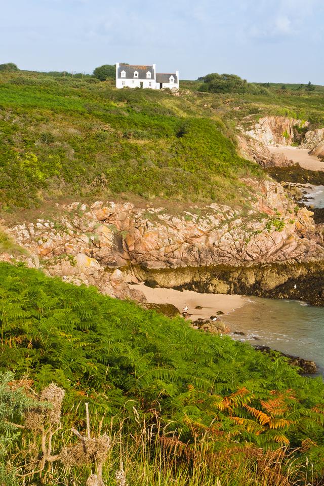 Ile de Houat, Brittany
