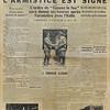 Clairière de l'Armistice - Journal du 23 juin 1940