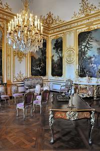 Château de Chantilly - Grands appartements - Chambre de M. le Prince