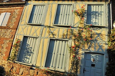 Gerberoy - Rue du Logis du Roy
