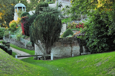 Gerberoy - Jardins Henri-Le-Sidaner