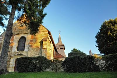 Gerberoy - Collégiale Saint-Pierre