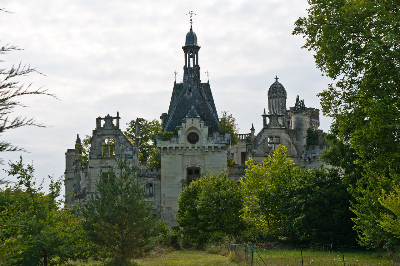 Chateau de la Mothe Chandeniers
