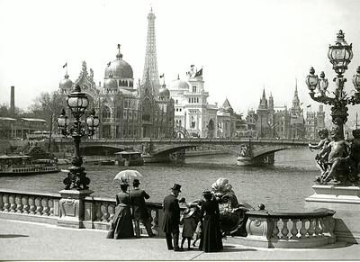 1900 Paris World's Fair