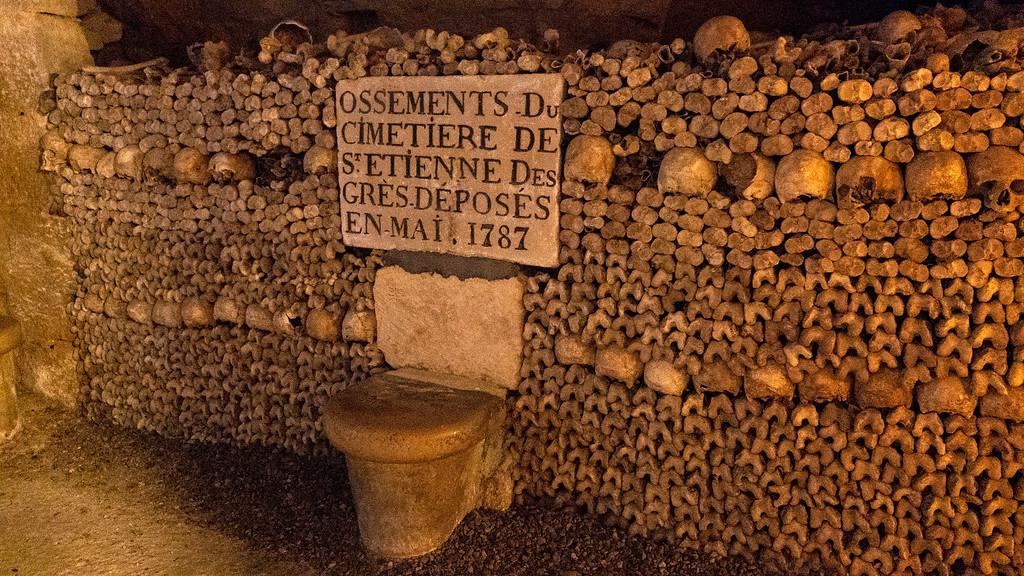 Paris Catacombs Tour - Visit the Catacombs of Paris, France