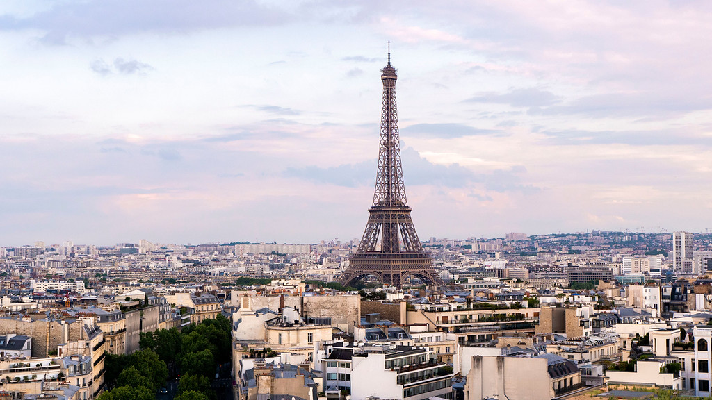 The best cities in Europe to visit: Paris, France