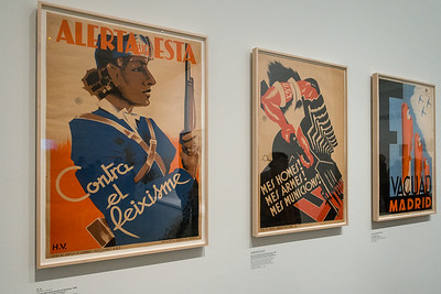 Spanish Civil War Posters