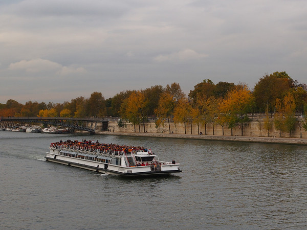 Paris Fall Colors