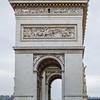 Going Around the Arc de Triomphe