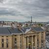 Paris from Pantheon (Panoroama)