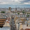 Notre Dame de Paris from Pantheon