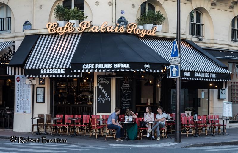 Café Palais Royal Bistro