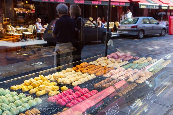 Macaron, Paris