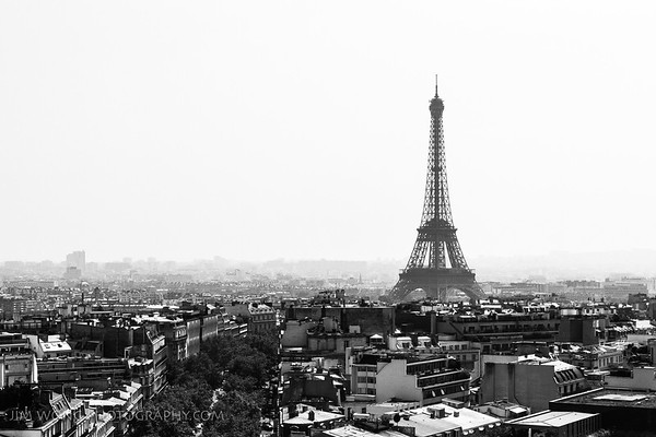 Eiffel Tower II, Paris