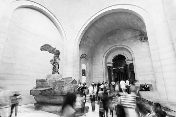 Nike of Samothrace, Louvre