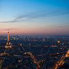 Panoramic from Montparnasse Tower