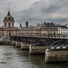 Love Bridge  & Academie des Beaux-Arts