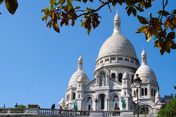 Sacré-Cœur I, Paris
